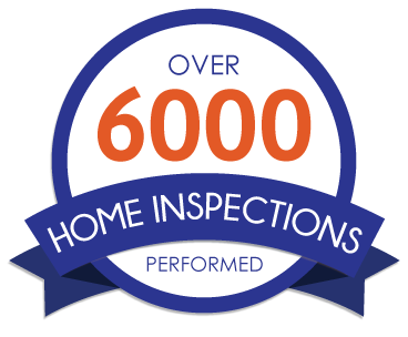 6000 home inspection performed