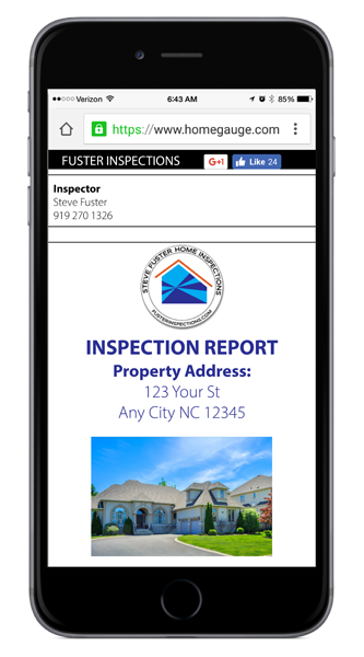 call fuster home inspections
